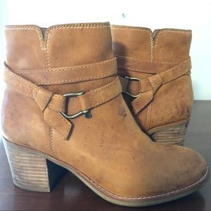 Sperry topsides booties